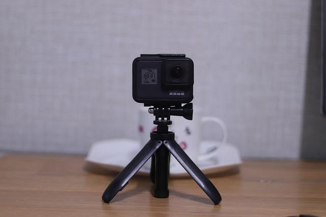 GoPro HERO8の連続撮影時間(ソフトウェアバージョン01.00)