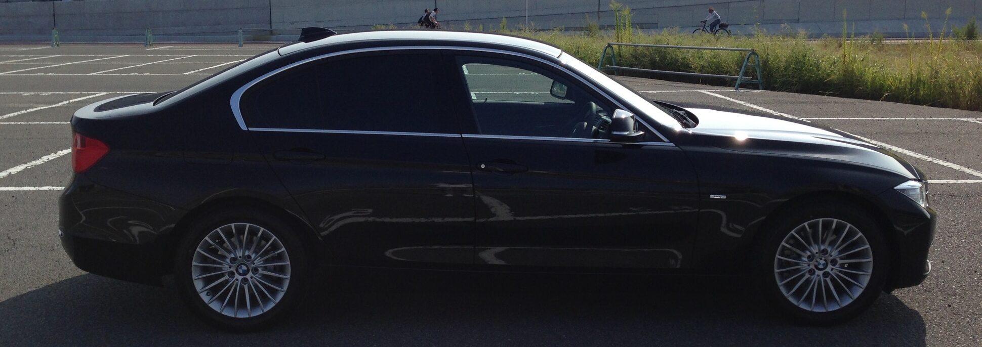 BMW3シリーズの維持費公開(320i/F30)